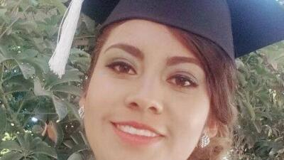 Protestas por el asesinato de Magdalena Aguilar, quien fue descuartizada en el sur de México
