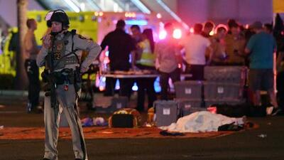 Autoridades de Las Vegas piden a residentes donar sangre para ayudar a víctimas del tiroteo