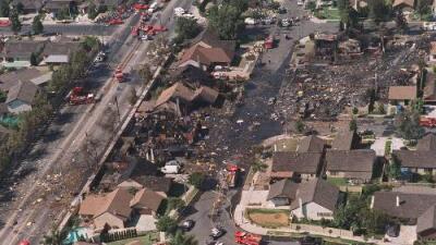 """""""¡No puede ser!"""": el trágico domingo de 1986 cuando un vuelo de Aeroméxico se desplomó en Los Ángeles"""
