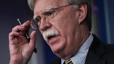 ¿Cuáles son los temas que podría tocar John Bolton durante su discurso en el sur de Florida?