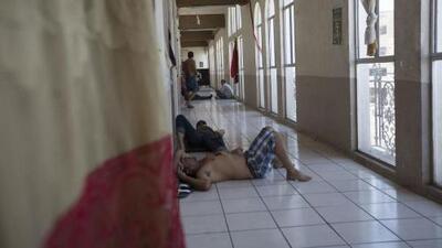 Por qué este hotel para migrantes en Mexicali es distinto a otros refugios en la frontera