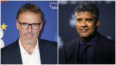 Laurent Blanc y Frank Rijkaard: ¿candidatos para dirigir al Tri?