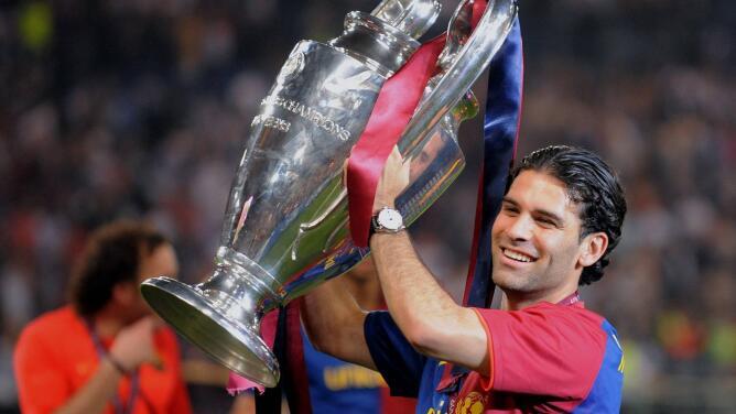 ¡El Káiser está cerca! Rafa Márquez se reúne con Barcelona