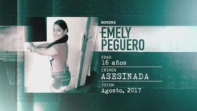La Huella de un Crimen: Emely Peguero, la joven embarazada que fue hallada muerta dentro de una maleta