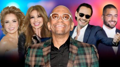 Sergio George, el creador de talentos que busca un nuevo éxito en Reina de la Canción
