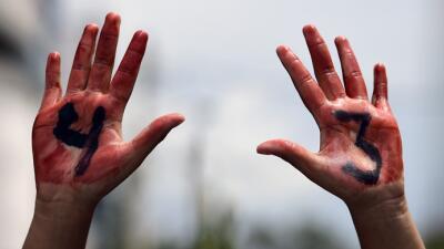 Caso Ayotzinapa: PGR y CIDH en conflicto por nueva investigación de cuerpos incinerados en Cocula