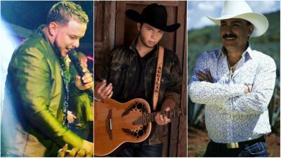 Nominados al Latin Grammy 2017 en el género de regional mexicano