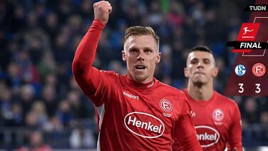 Empate de locura que le cuesta al Schalke