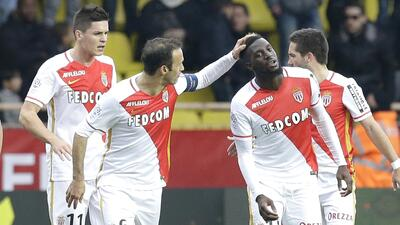 El Mónaco se afianza en el segundo lugar de Francia; Lyon reafirma su recuperación