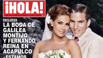 La boda de Galilea Montijo: entre Pequeños Gigantes y El Gran Show de los Peques