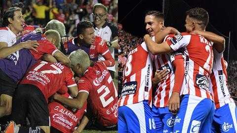 Mineros de Zacatecas y Atlético San Luis, los primeros Semifinalistas