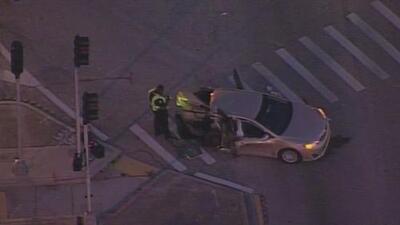 Una persona muere y dos más resultan heridas tras un aparatoso accidente de tránsito en Macarthur Causeway