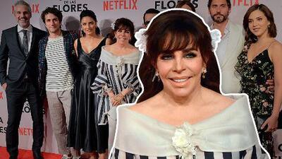 Confirmado: Verónica Castro regresa a 'La casa de las flores' y esta es la razón