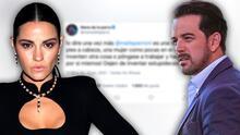 """""""Es una reina"""": Mane de la Parra sale en defensa de su ex Maite Perroni ante polémica con Claudia Martín"""