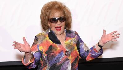 A sus 87 años, Silvia Pinal se convertirá por primera vez en abuela de un varón