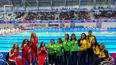 Atletas paralímpicos mexicanos imponen récord de medallas en Lima 2019