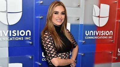 Galilea Montijo una vez más entrega su corazón y será presentadora de Teletón USA