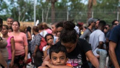 De recibir hasta 6,000 migrantes a la semana a poco más de 100: las organizaciones que ayudan en la frontera se van a México