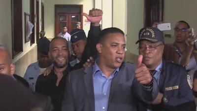 Octavio Dotel queda en libertad bajo fianza en el caso contra el presunto narco César 'El Abusador'