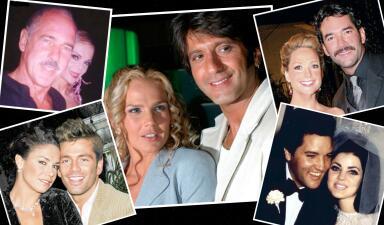 La fama no es cosa fácil: estas célebres parejas no sobrevivieron a los escándalos