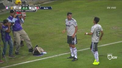 Los goles con los que el Atlas vencieron 4-2 a Leones Negros en Copa MX