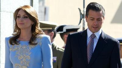 """""""Ha concluido legalmente nuestro matrimonio"""": con gratitud, Peña Nieto se despide de Angélica Rivera"""