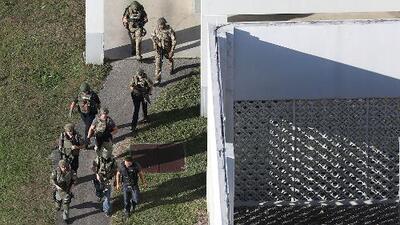 """""""Todos los días peleaba con alguien y tuvo muchos problemas"""", dice estudiante sobre sospechoso del tiroteo en escuela de Florida"""