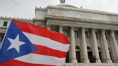 """""""Hoy celebramos la democracia"""": Wanda Vázquez es la nueva gobernadora de Puerto Rico"""