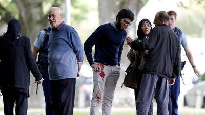 """""""Estos son actos de violencia contra la humanidad"""": autoridades en Houston condenan ataques en Nueva Zelanda"""