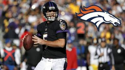 ¡Alerta de canje! Joe Flacco sería el nuevo QB de los Denver Broncos