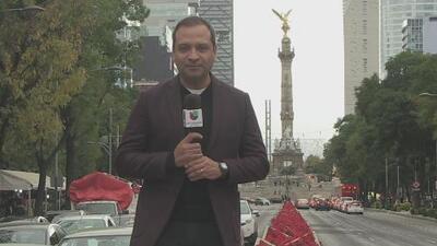 Todo listo para el cambio de poderes en México