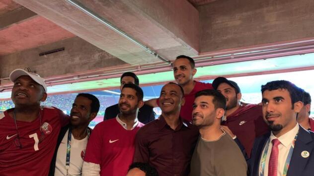 Cafú fue nombrado como embajador del Mundial de Catar 2022