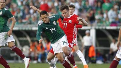Cómo ver México vs. Escocia en vivo amistoso FIFA