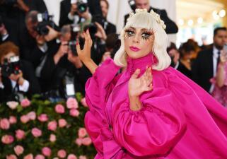 Deconstruyendo a Lady Gaga: foto a foto el performance (y los cuatro vestidos) más impactantes de la Met Gala 2019