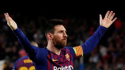 ¡Lionel Messi llega a 600 goles con el FC Barcelona!