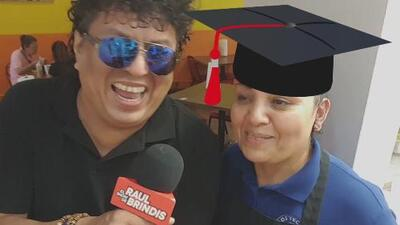 ¿De qué te graduaste?