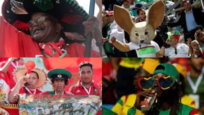 La fiesta de la Copa Africana de Naciones más allá del Egipto de Javier Aguirre