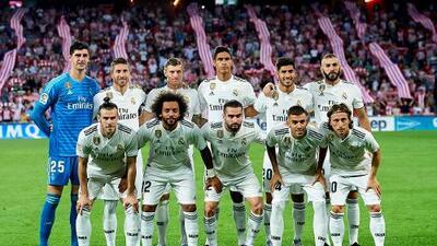 Real Madrid viaja a Moscú para la Champions sin jugadores fundamentales