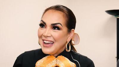 """""""La música mexicana no va a morir"""", asegura la cantante Aida Cuevas"""