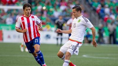México vs. Paraguay: horario y como ver el partido amistoso