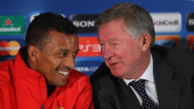 """Nani reveló que Ferguson fue como un """"padre"""" en su paso por el Manchester United"""