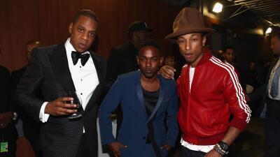 Pharrell's Fashion Forward Moments