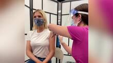 Ivanka Trump reaparece en Miami vacunándose contra el coronavirus