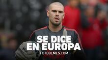 Víctor Valdés en la mira de los Seattle Sounders | Se Dice en Europa
