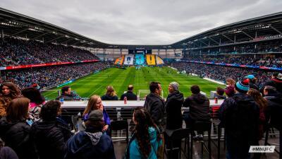 En fotos: así es el Allianz Field, casa del Minnesota United y nueva joya de la MLS
