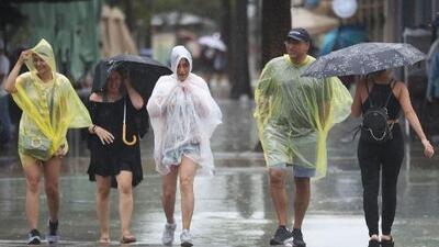 Miami continuará bajo lluvias y con vigilancia por inundaciones durante la tarde y noche de miércoles