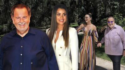 La relación de Clarissa y Raúl de Molina es como de padre a hija (y así lo han expresado)