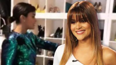 """""""¿Cuál es tu fav?"""": ayuda a Clarissa Molina a elegir el vestido que usará en Premios Juventud 2019"""