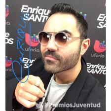 Enrique Santos en Premios Juventud 2015