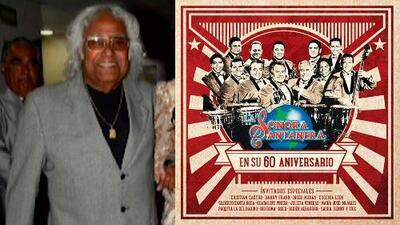 José Bustos, pionero de la Original Sonora Santanera, se encuentra en grave estado de salud